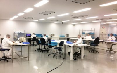 CLEANROOM ASSEMBLY STAFF – FULL TIME